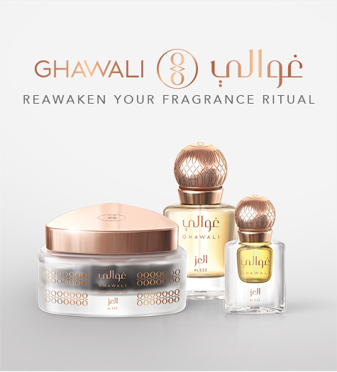 Reawaken </br>your Fragrance Ritual