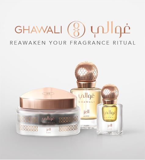Reawaken </br>your Fragrance Ritual