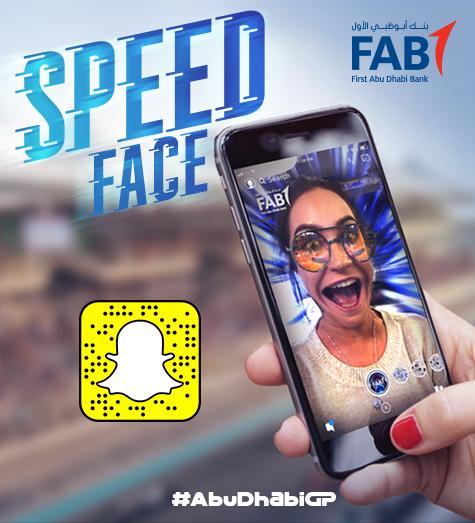 FAB at Abu Dhabi Grand Prix